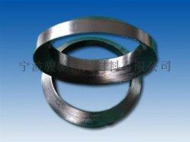 45°楔形钢带增强石墨自密封圈