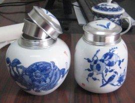找景德镇生产蜂蜜、茶叶、食品包装罐的厂家