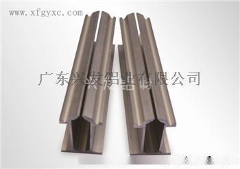 广州 兴发铝业厂家  轨道交通用铝材
