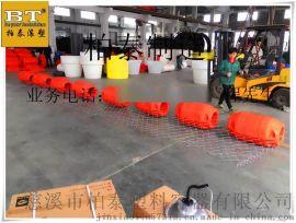 郴州航道警示浮标 pe聚氨酯浮筒 警戒塑料浮球量大从优