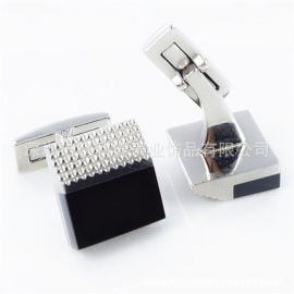 德利鑫 DLXZZ 法式衬衫袖钉 优质 不锈钢袖扣生产厂家