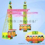 儿童游乐设备青蛙跳QWT荥阳市三和游乐设备厂