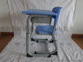 中空吹塑课桌椅,广东鸿美佳中空塑胶课桌椅工厂批发价定做