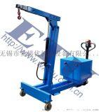 ETU易梯优, 电动式平衡重单臂吊 半电动单臂吊