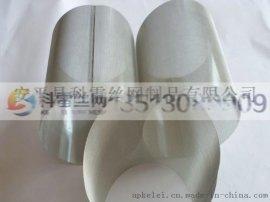 安平科雷生产80目筒式不锈钢镜面网滤筒 防静电滤筒 双层金属网筒防腐