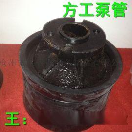 聚氨酯三一整体 分体活塞 混凝土活塞 橡胶清洗活塞