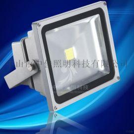 优质LED50W投光灯全铝压铸背包投光灯质保3年