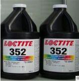 正品乐泰 LOCTITE 352 通用型紫外线UV胶 1L高粘度透明胶黏剂