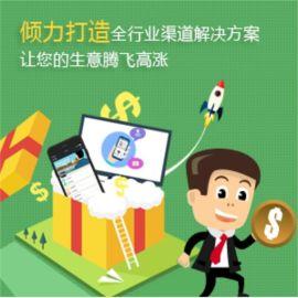 济南百事隆直销软件系统开发 网站建设 服务器域名注册