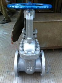 Z41H美标法兰闸阀 铸钢 不锈钢 大量现货供应 价格优惠