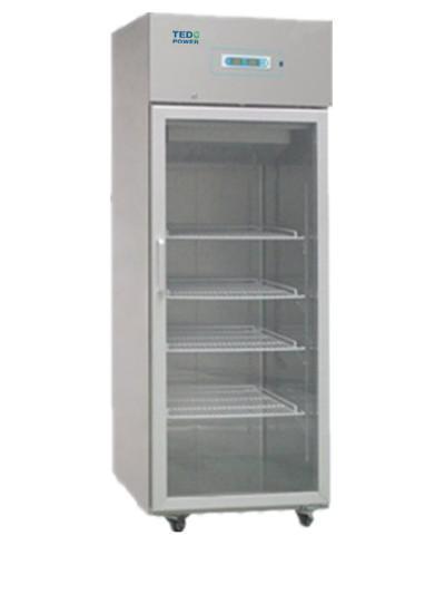 藥品陰涼櫃8-20度溫溼度顯示GSP冷藏箱冰箱