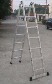 铝合金折叠梯