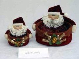 圣诞老人小提篮