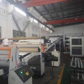PVC片材挤出生产线 苏州PVC片材生产线