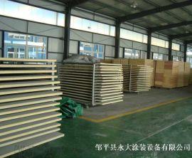 供应山东外墙保温装饰一体板设备工艺技术