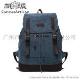 廠家直銷 帆布派 韓版時尚休閒旅行包揹包 學生書包帆布包 T01-11