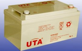 UTA-12250蓄电池优特6GFM系列