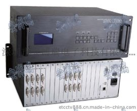 安博瑞 8进8出DVI矩阵ET-DVI8V8 DVI矩阵