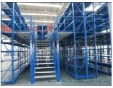 中山阁楼平台货架 阁楼货架专业生产厂