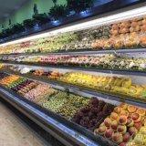 风幕柜选【仟曦】水果蔬菜风幕柜 超市专用风幕柜