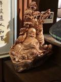 东莞木雕厂供应木雕工艺品 办公室装饰摆件