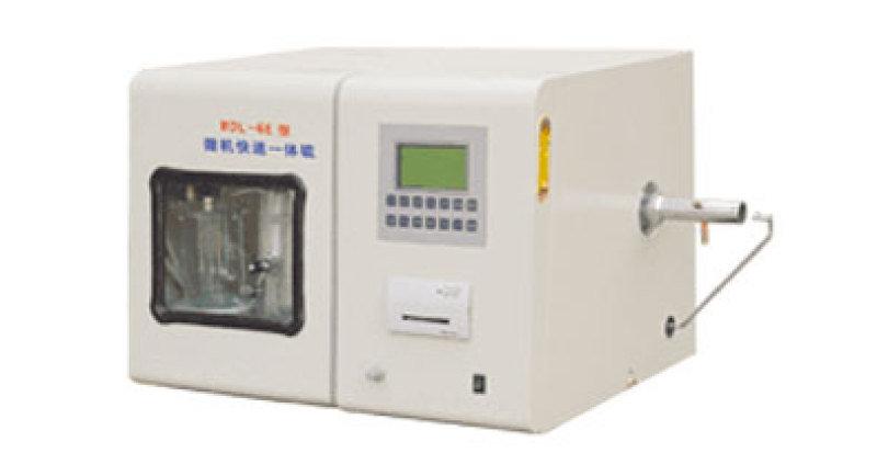 化驗蘆葦樟子鬆顆粒熱量設備有標準嗎?