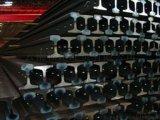 昆明钢轨价格 旧钢轨批发 13529324332