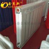 雙金屬壓鑄鋁散熱器大水道壁掛式散熱器高壓蒸汽暖氣片