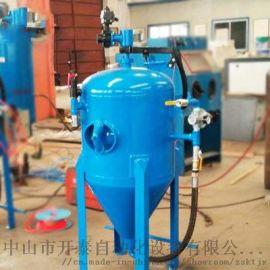 厂家直销湿式移动喷砂机 循环使用节能环保