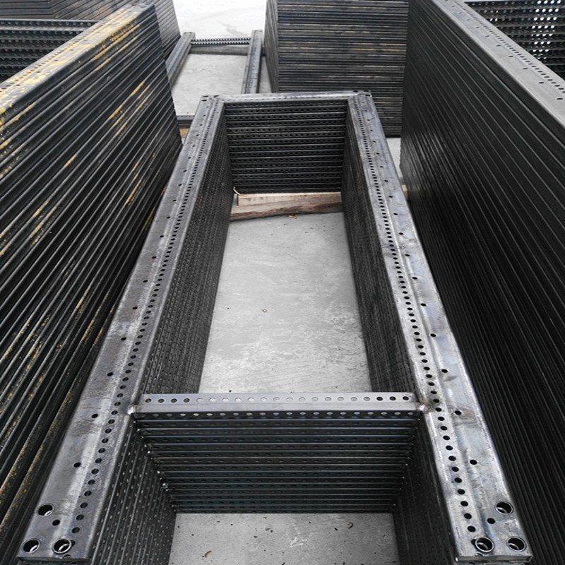 供应GGD侧片 环网柜酸洗侧片GGD柜体框架KS型材8MF型材 上华机柜