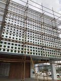 外墙雕刻铝单板 外墙镂空铝单板 雕花铝单板介绍