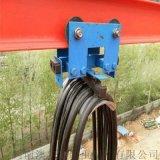 **工字钢电缆滑车  HC型吊线跑车 型号齐全