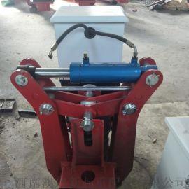 现货 电动液压夹轨器 龙门吊轨道安全防风夹轨器