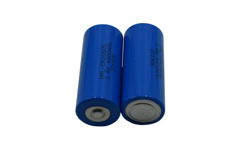 ER20505-4400mah3.6V锂亚电池厂家