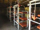 新建鸡舍专用的热镀锌全自动肉鸡笼