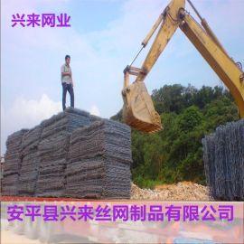 河北石笼网厂家,四川石笼网,铁丝石笼网