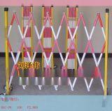 電力安全施工伸縮圍欄 玻璃鋼片式伸縮圍欄深圳價格