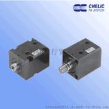全新原裝臺灣氣立可HCS32*20薄型油壓缸(平面安裝型)