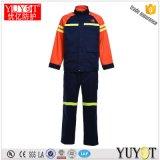 优亿制服 厂家订做 油田作业服 劳保服 工厂服装