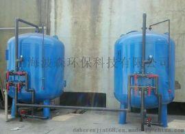 蓝博湾LBOW-10X 大型机械过滤器,除铁锰过滤设备