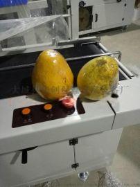2016新款全自动热收缩塑封包膜机【水果蔬菜保鲜包装机】