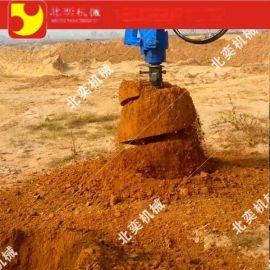 供应小挖引孔机 螺旋钻机 长螺旋杆18036001232