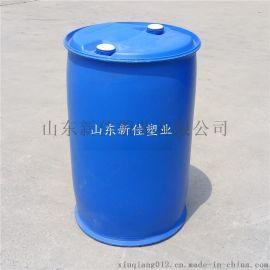 山东新佳200升塑料桶200升双环桶生产厂家