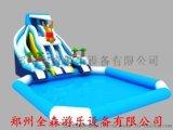 戶外移動水上樂園/水上衝關/大型水上遊樂設備訂制