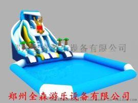 户外移动水上乐园/水上冲关/大型水上游乐设备订制