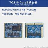Cortex-A8实验板ARM初学板S5PV210  性价比TQ210Core_B嵌入式开发板核心板