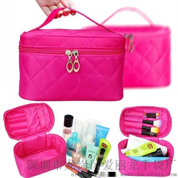 旅行手提化妆包/时尚化妆包