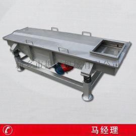 石英砂专用直线振动筛 DZSF-1020多层碳钢直线筛 石英砂专用方形直线筛分机