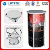 厂家直销铝合金促销台产品展示桌折叠促销台便携展示柜定制尺寸