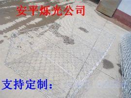 格宾笼 高尔凡镀锌格宾网铁丝笼 8号线防汛铅丝笼